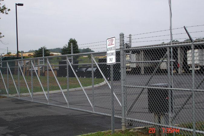 Professional Installed Chain Link Fence