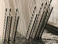 ecoat submerssion Ornamental Aluminum and Steel Fencing