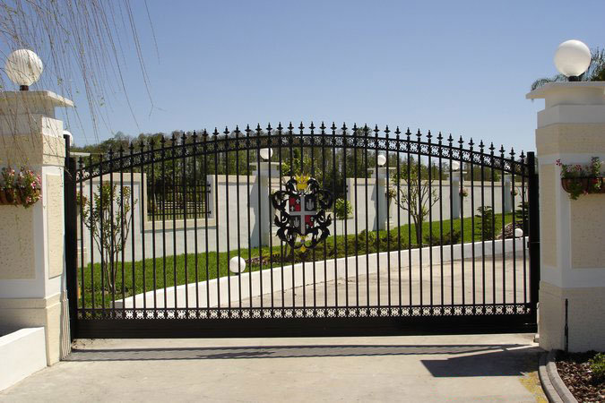 Driveway Gates Rose Fence Company