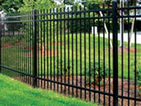 genisis Ornamental Aluminum and Steel Fencing