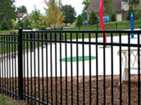 majestic Ornamental Aluminum and Steel Fencing