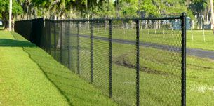 Chain Link at Rose Fence Company