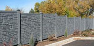 Faux Stone at Rose Fence Company